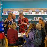 Foto Foto vrijwilligers bibliotheek Dalen