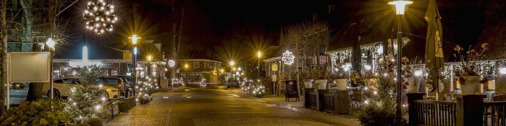 Foto Kerstbomen Hoofdstraat Dalen