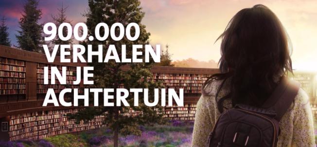 Foto opening Bibliotheek Dalen