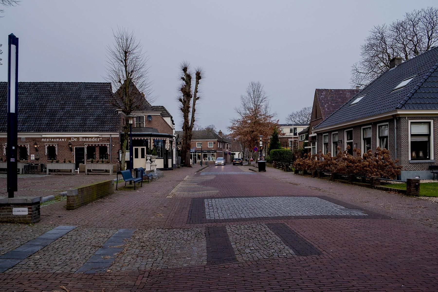Foto Hoofdstraat Dalen