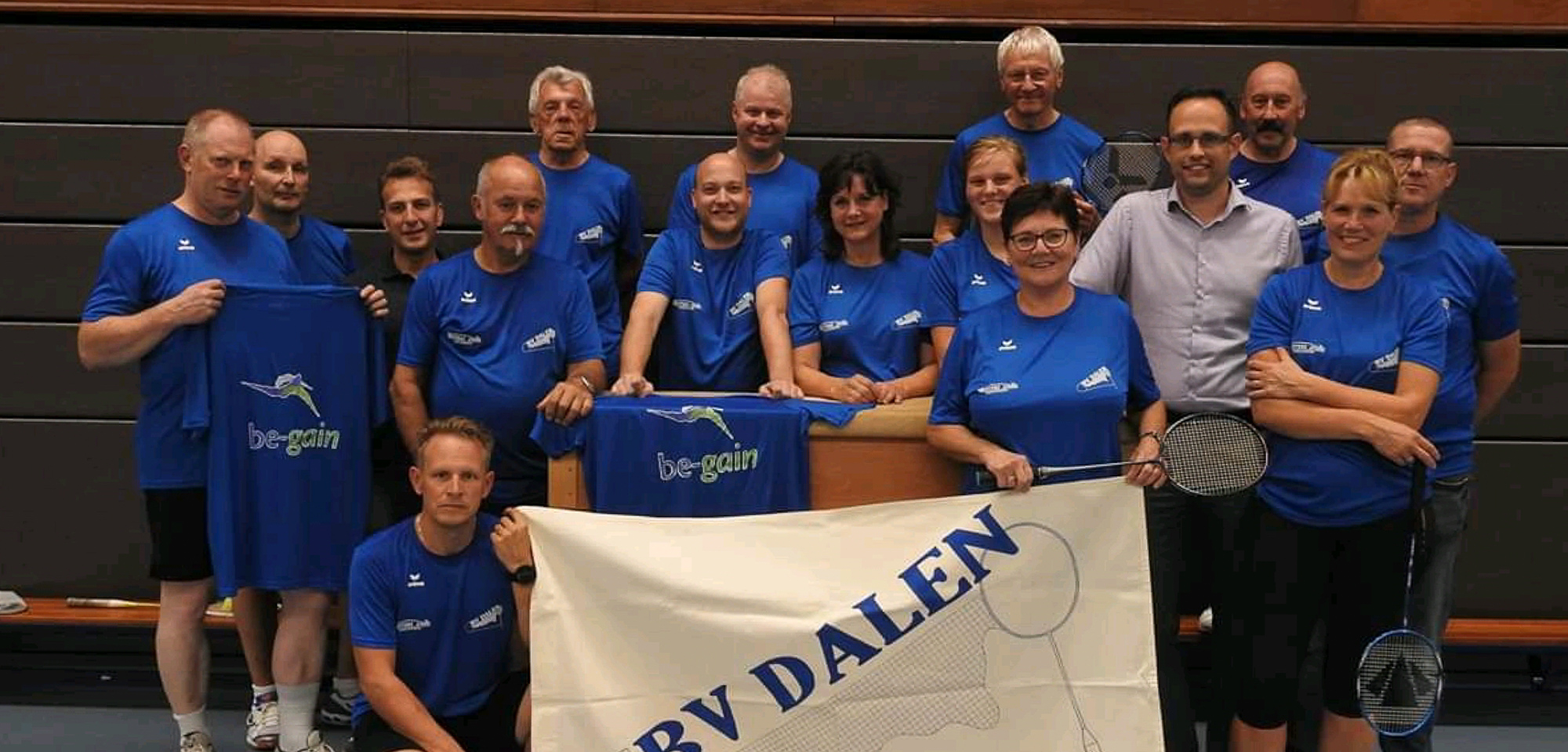 Foto Badmintonvereniging Dalen