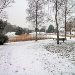 Foto Sneeuw in de Daoler Tuun
