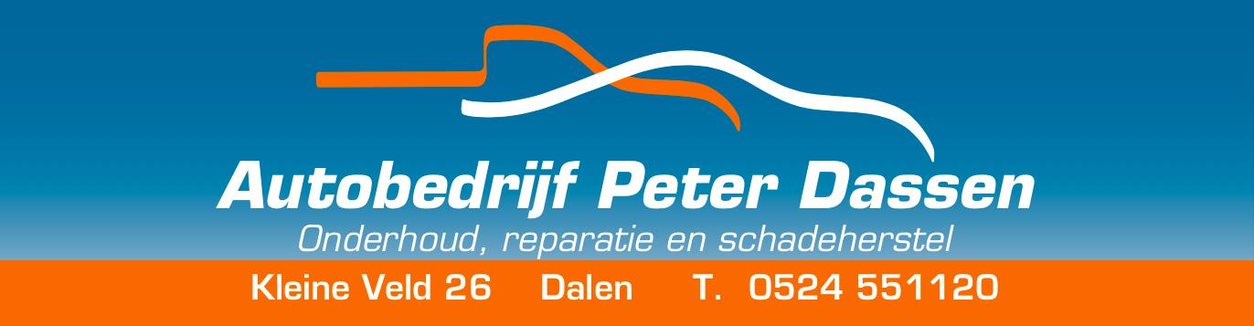Foto Logo Autobedrijf Peter Dassen