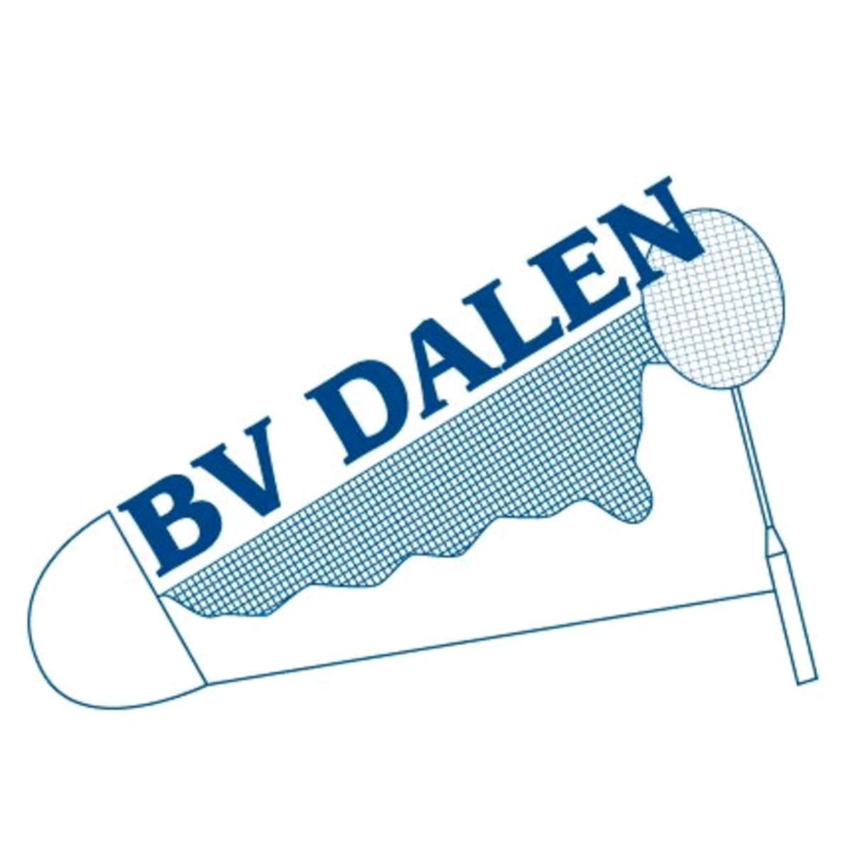 Foto Logo Badmintonvereniging Dalen