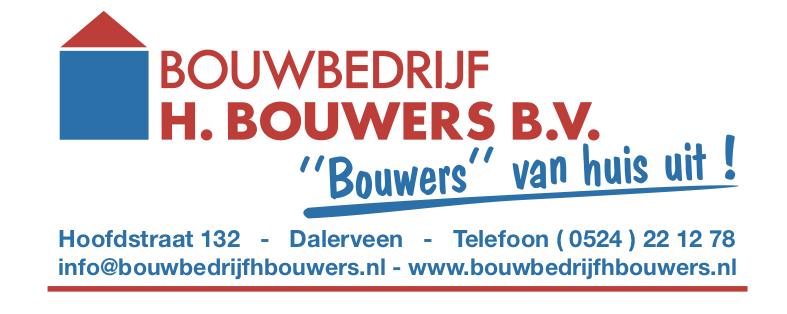 Logo Bouwers Bouwbedrijf