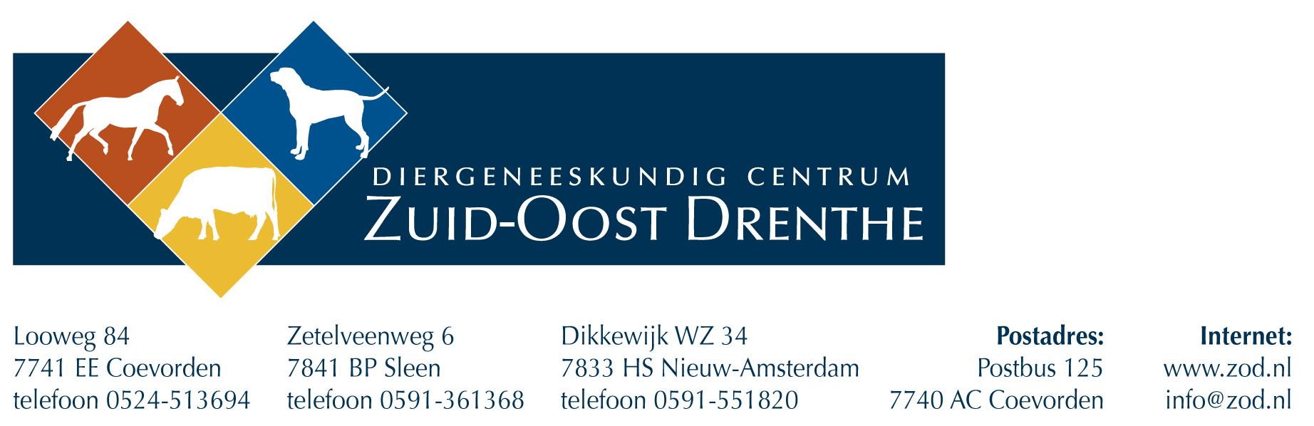 Foto Logo Diergeneeskundig Centrum ZO Drenthe