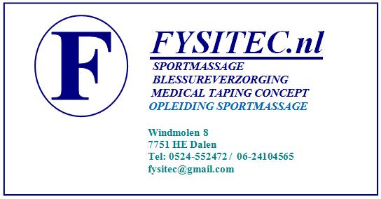 Foto Logo Fysitec