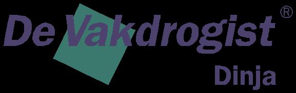Logo Vakdrogist Dinja Dalen
