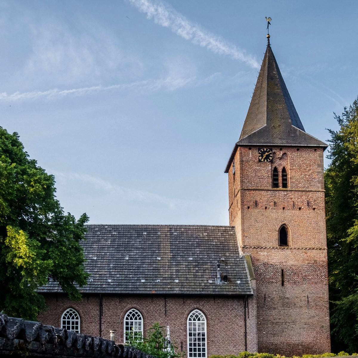 Foto NH kerk in Dalen