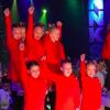 Foto jonge dansers gymvereniging Dalen