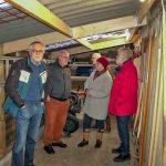 Foto oud-bestuur Groene Kruis in Daoler Tuun
