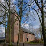 Foto Kerk Dalen vanaf het kerkhof