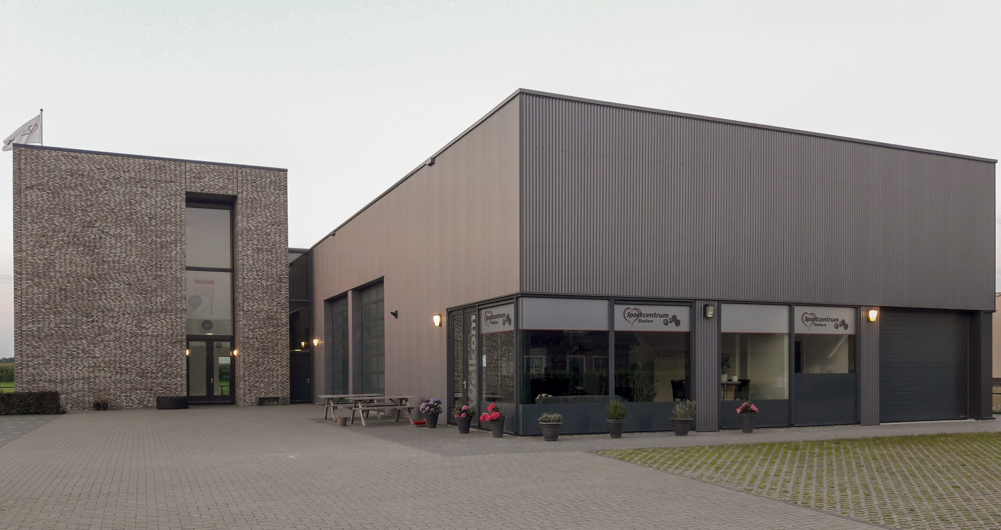 Foto Sportcentrum Dalen