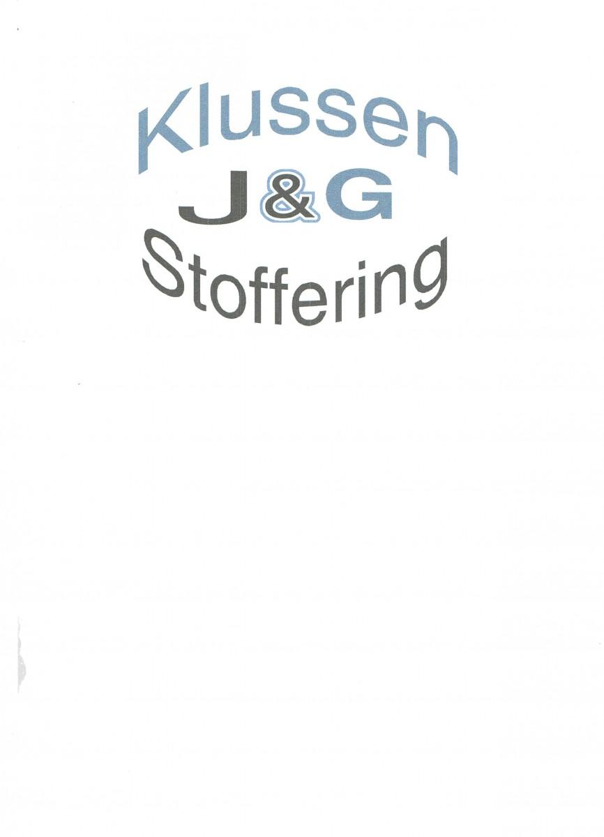 Foto Logo J en G Stoffering