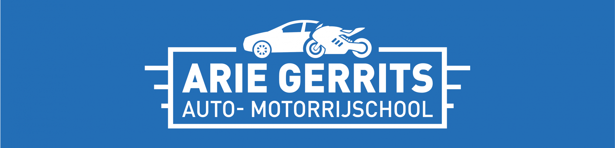 Logo autorijschool Gerrits