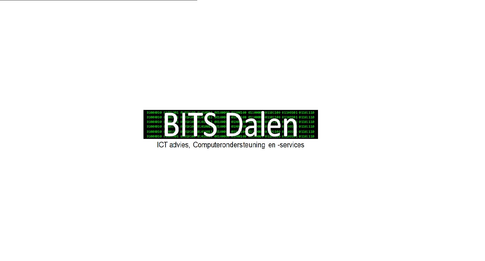 Foto Logo BITS Dalen