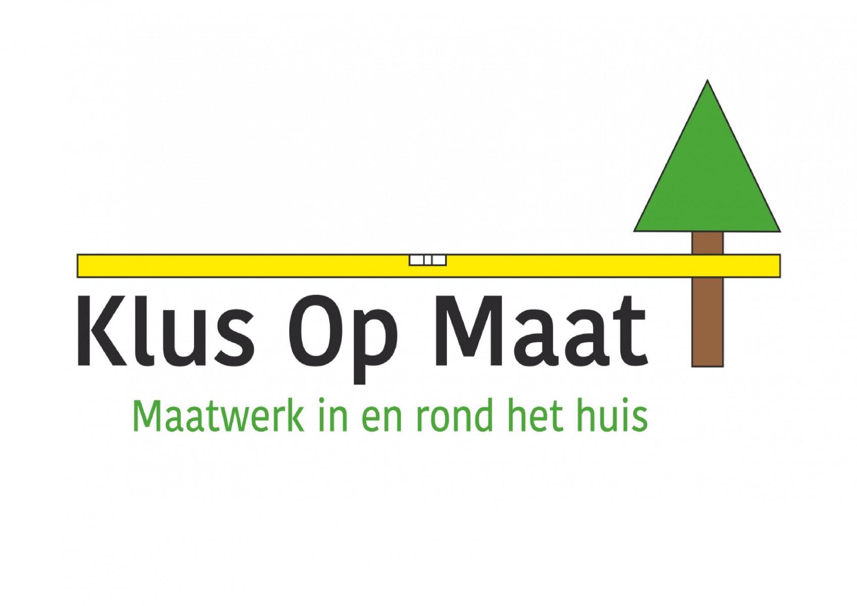 Logo Klus op Maat