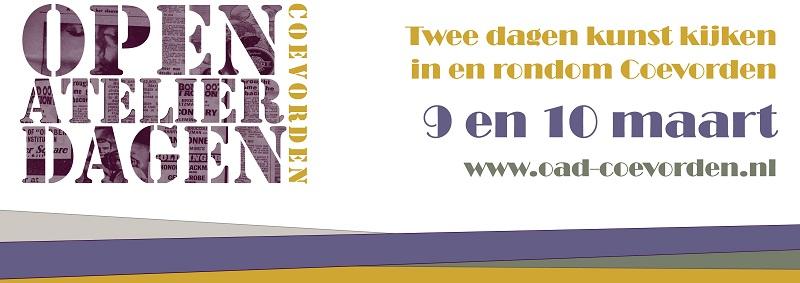 Foto Logo Open Atelierdagen Coevorden