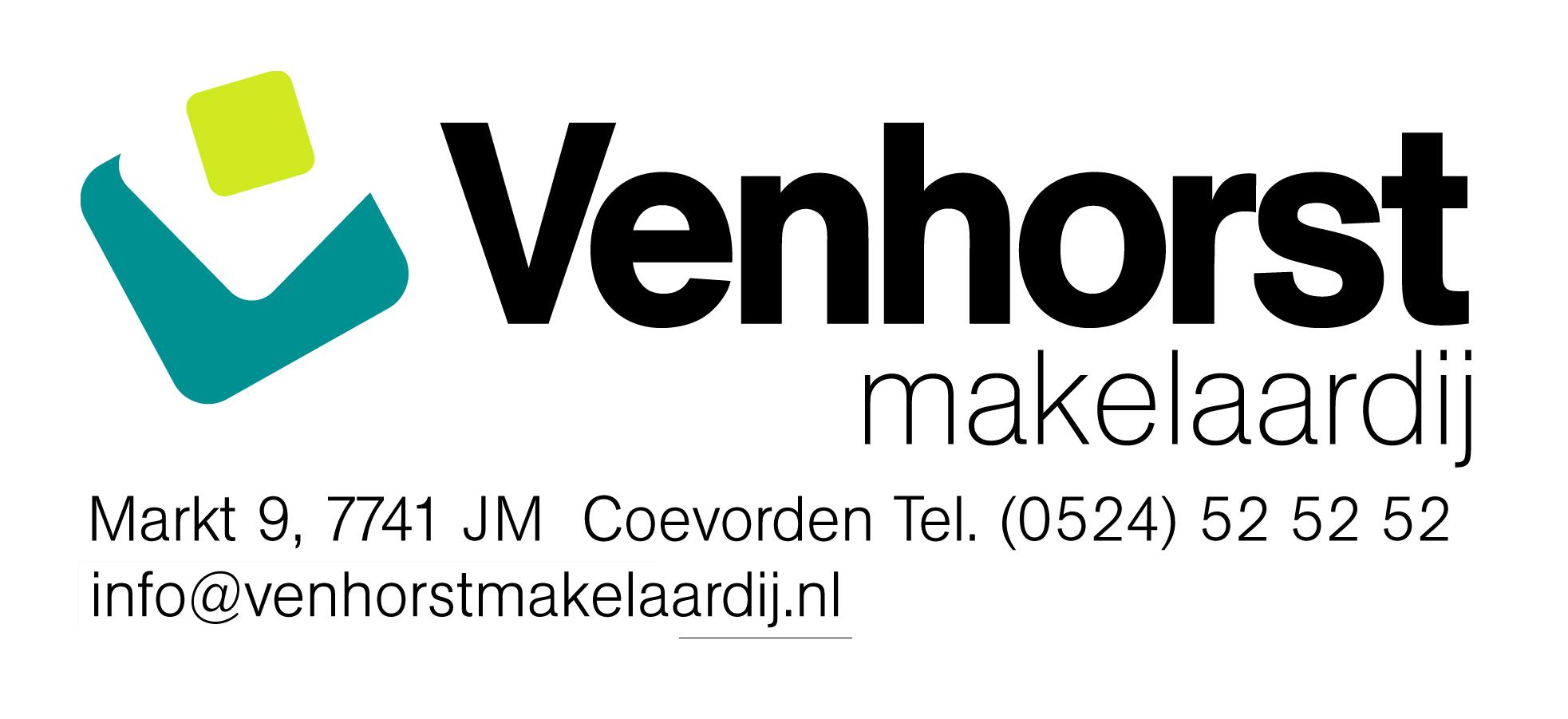 Foto Logo Venhorst Makelaardij