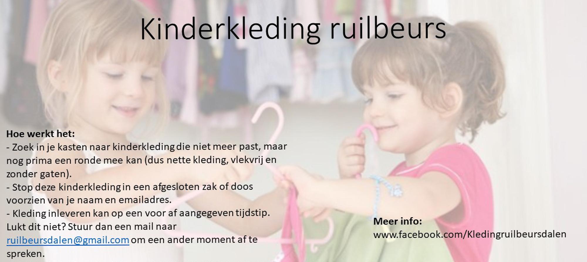 Foto Kinderkledingruilbeurs Dalen