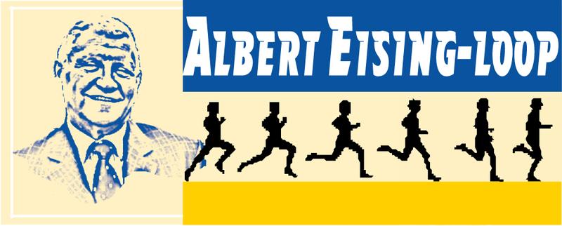 Foto Albert Eising loop logo