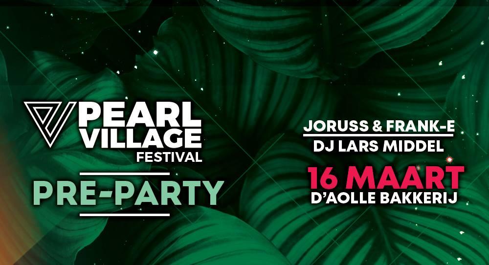 Foto Pre-Party | Pearl Village x D'Aolle Bakkerij