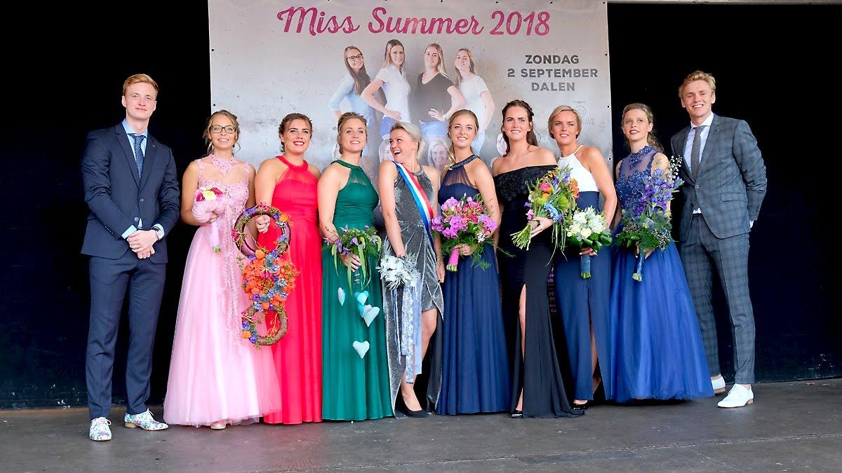 Foto Miss Summer 2018