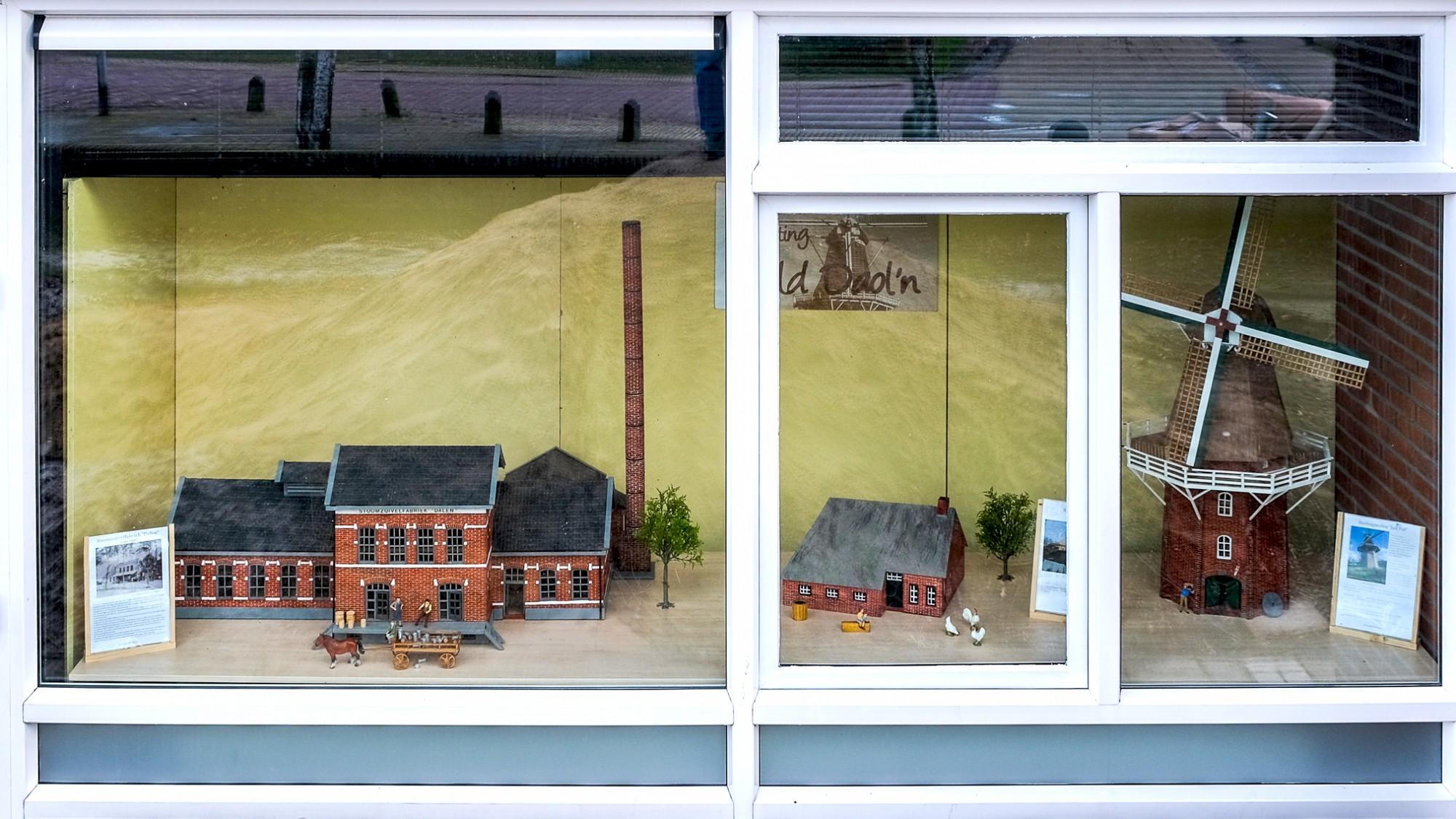 Foto vitrine Aold Daoln