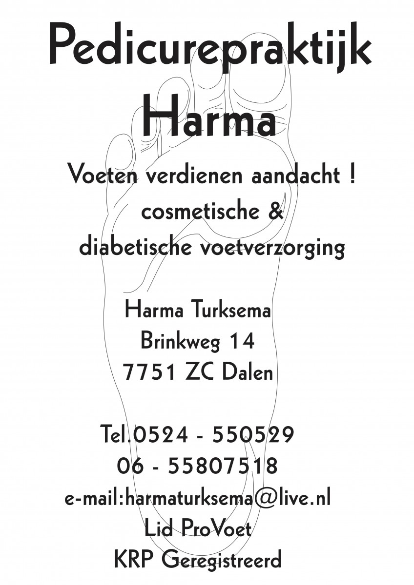 Foto Logo Voetverzorging Harma
