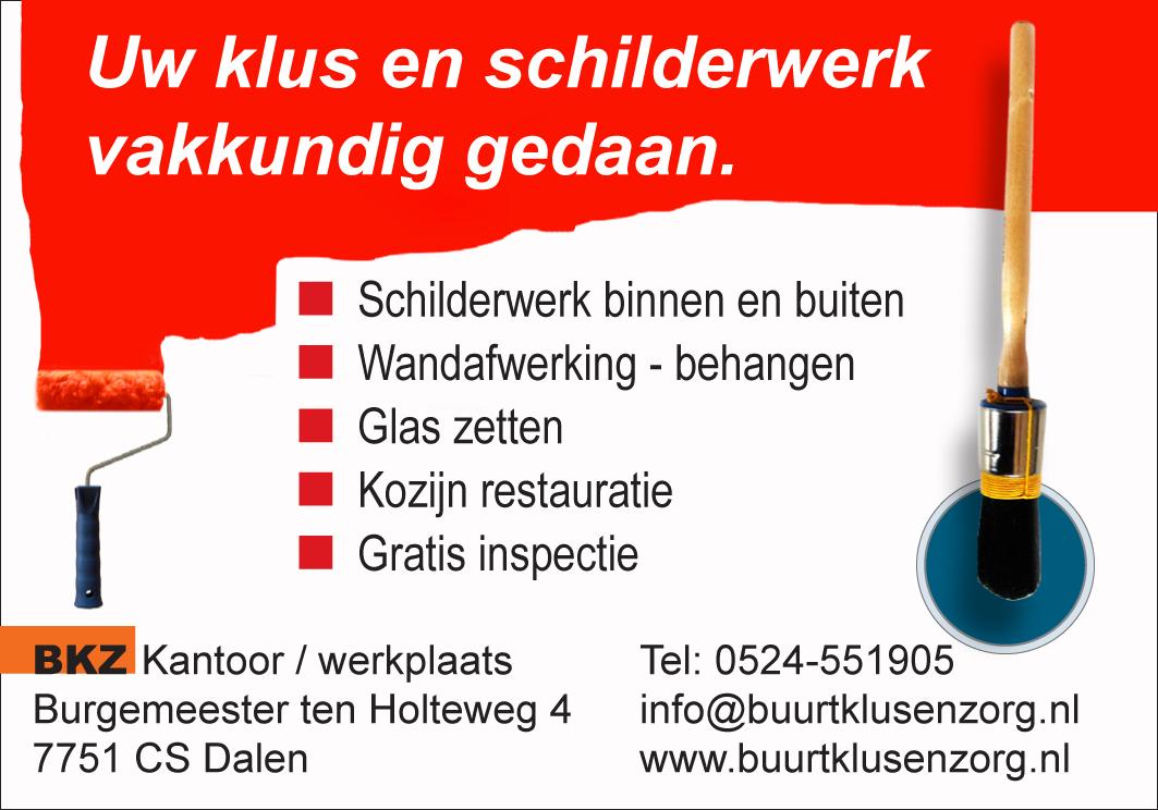 Foto Logo Buurt Klus en Zorg