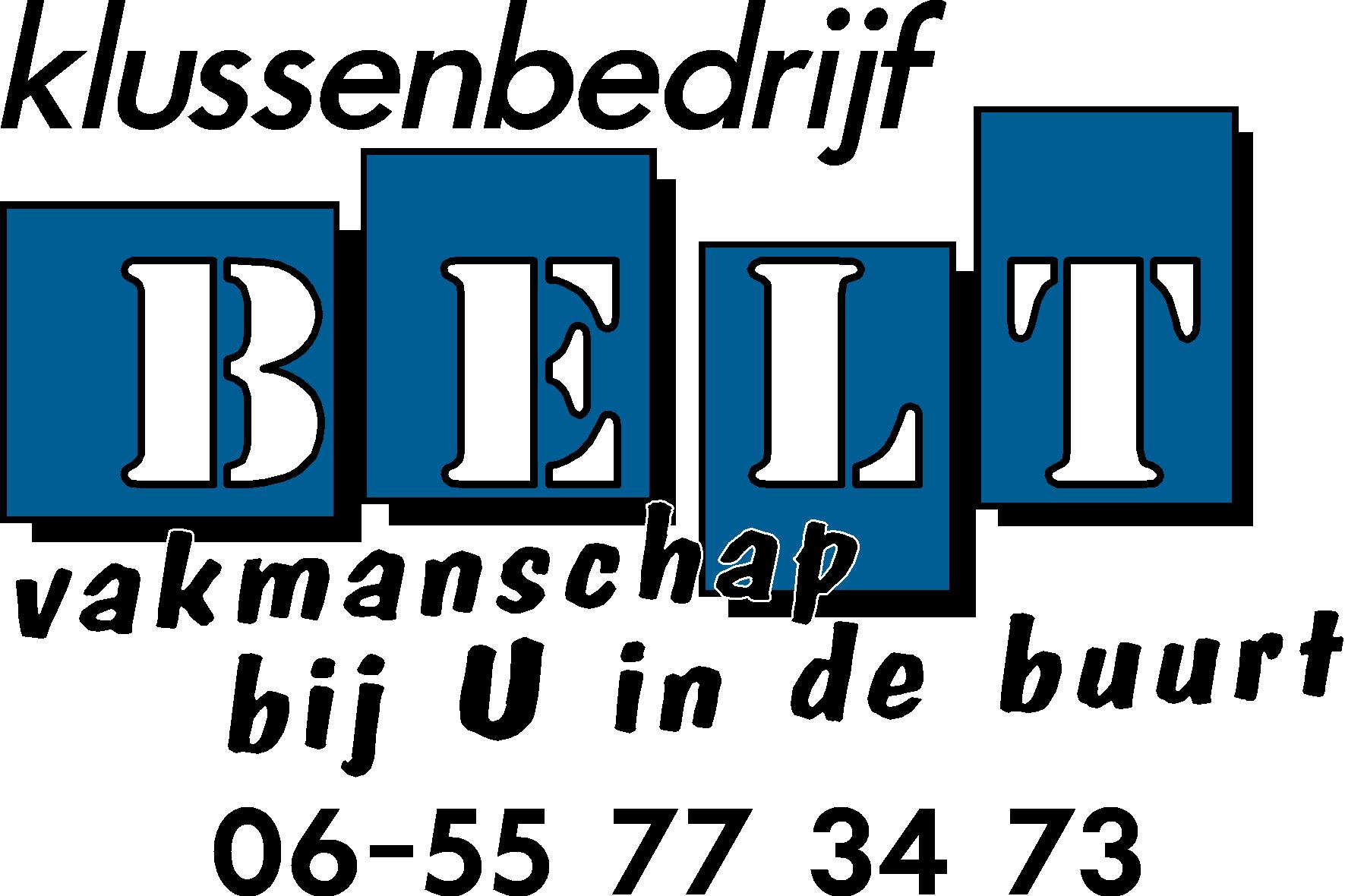Foto Logo Klussenbedrijf Belt
