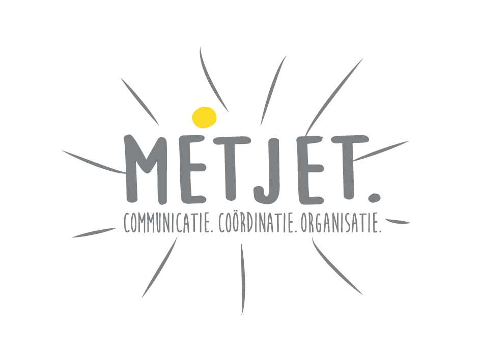 Foto Logo MetJet communicatie