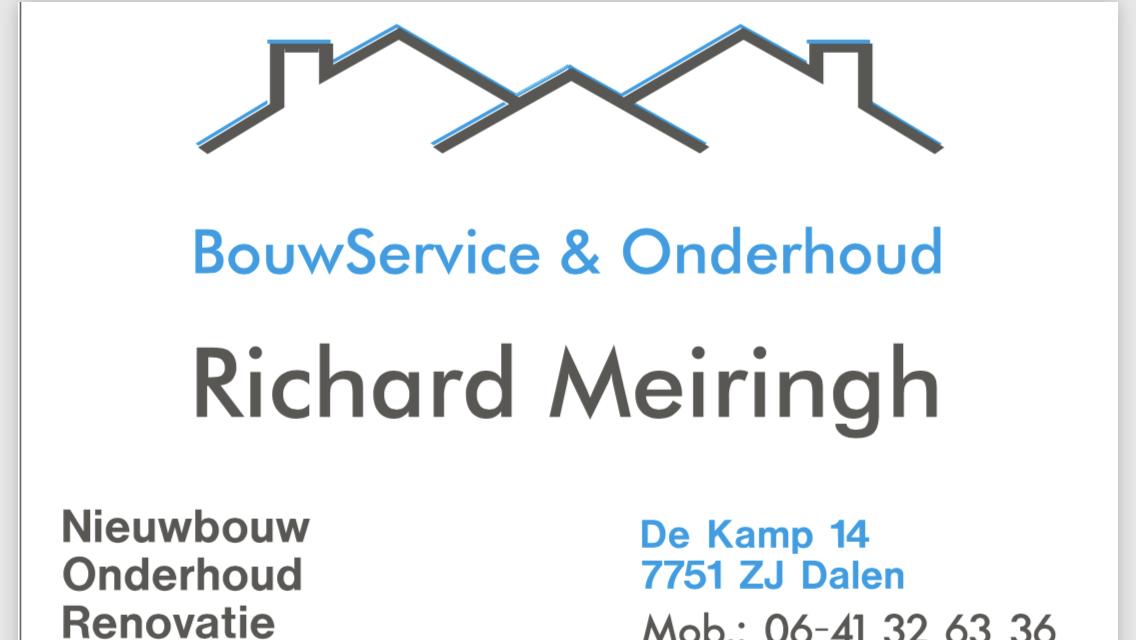 Foto Logo Bouwbedrijf Richard Meiringh