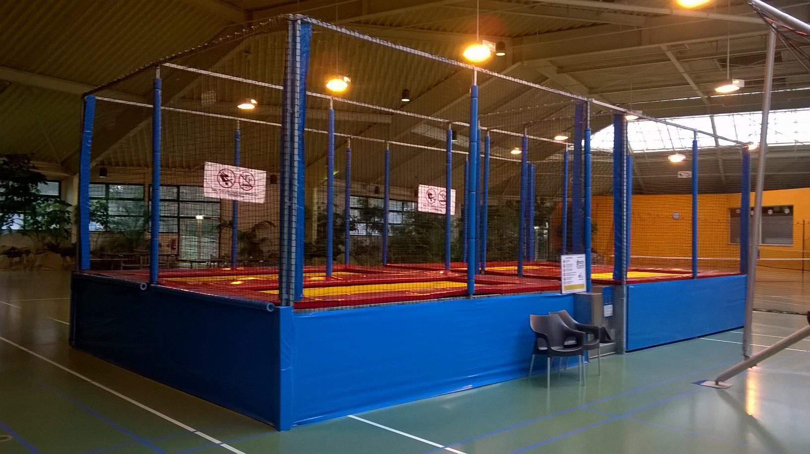 Foto trampoline
