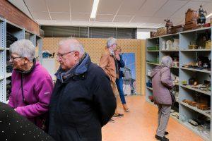 Bezoekers open huis Aold Daoln