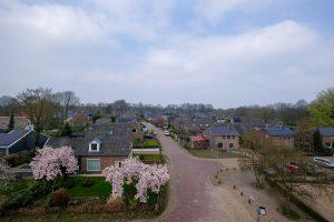 Foto uitzicht vanaf de molen Jan Pol