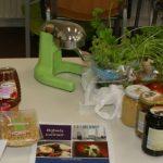 Foto ingredienten Bijbels koken