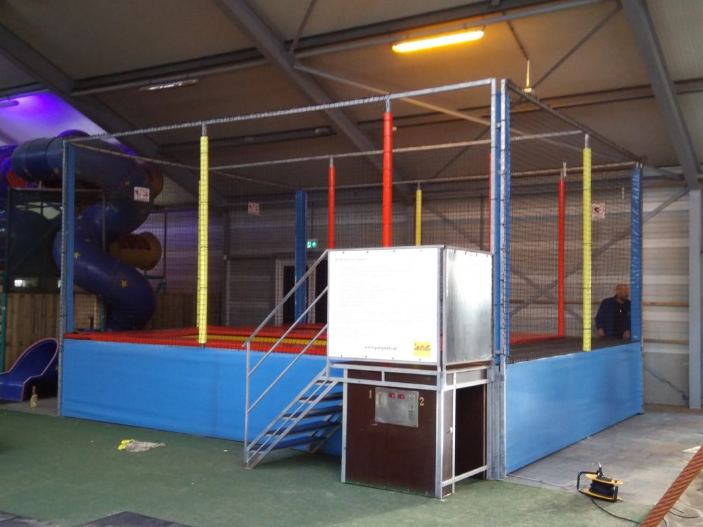 Foto Patsports trampoline