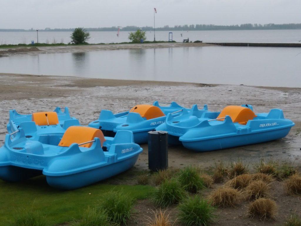 Foto Patsports waterfietsen