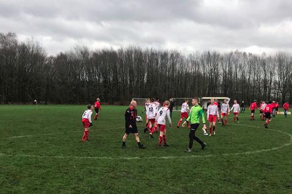 Foto Schoolvoetbal VV Dalen