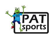 Foto Logo Patsports trampolines en waterfietsen