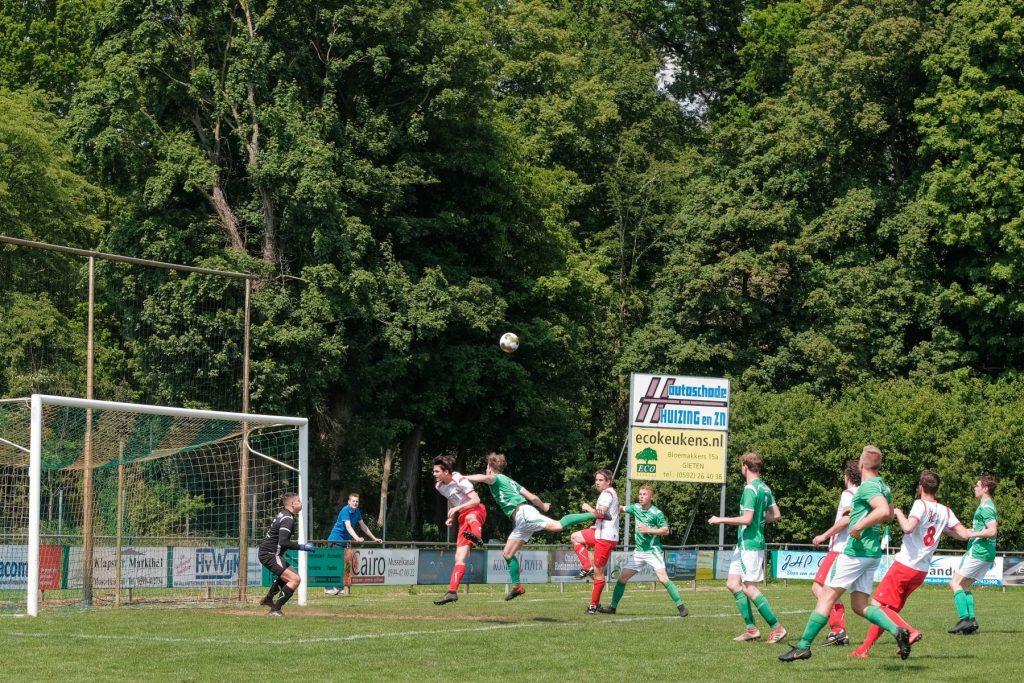 Foto Musselkanaal Dalen vv Dalen voetbal