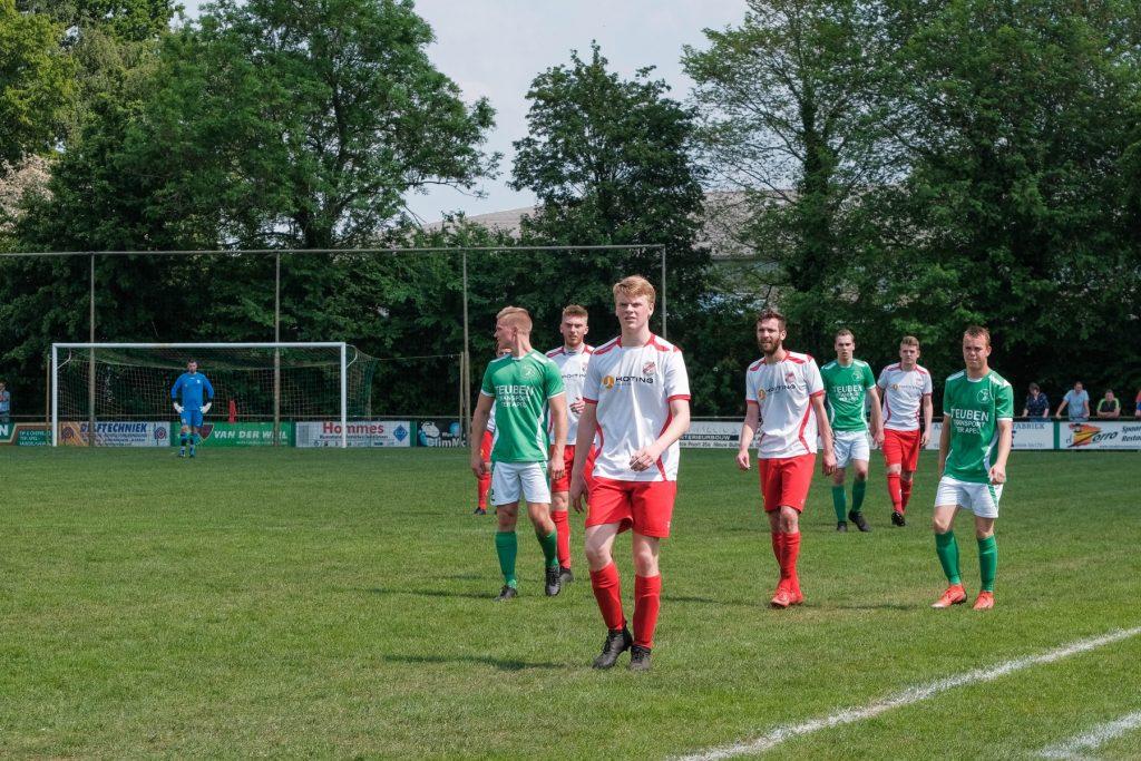 Foto Musselkanaal vv Dalen voetbal