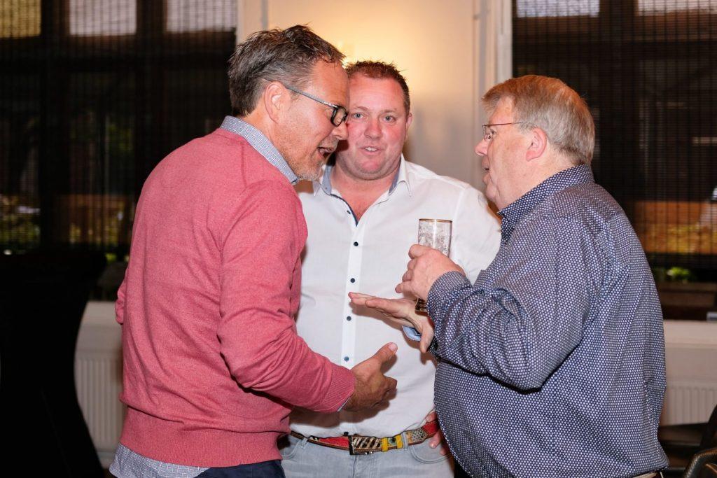 Foto van de feestavond van Vrienden van VV Dalen