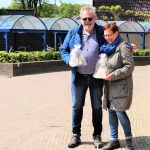 Foto Prijsuitreiking aan de speler van het molenspel bij de molen Jan Pol 2019.