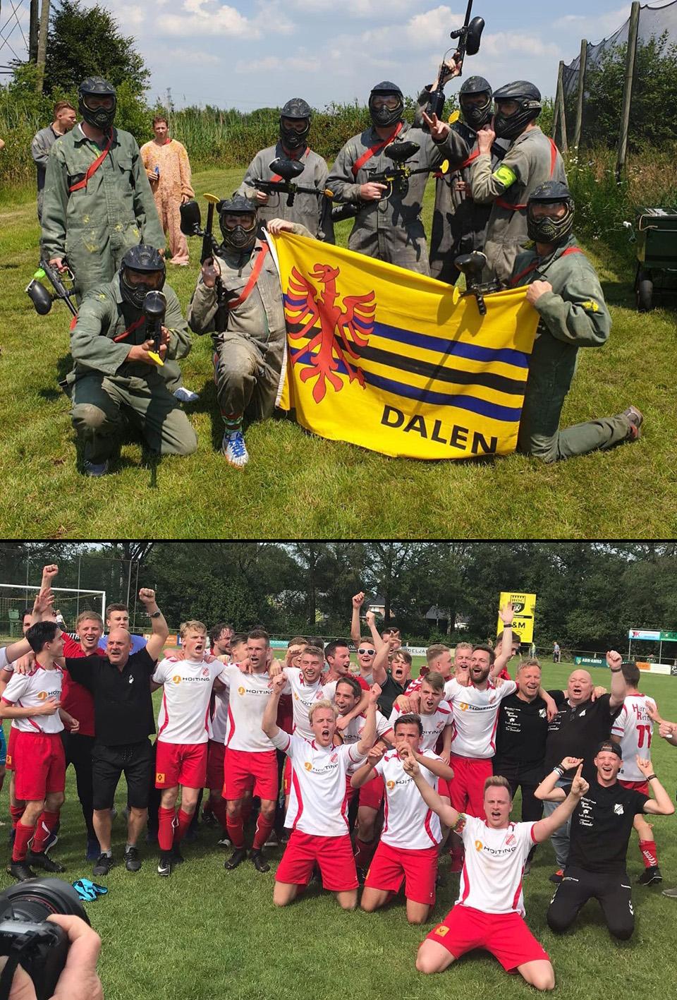 VV Dalen in Waar is Dalen?