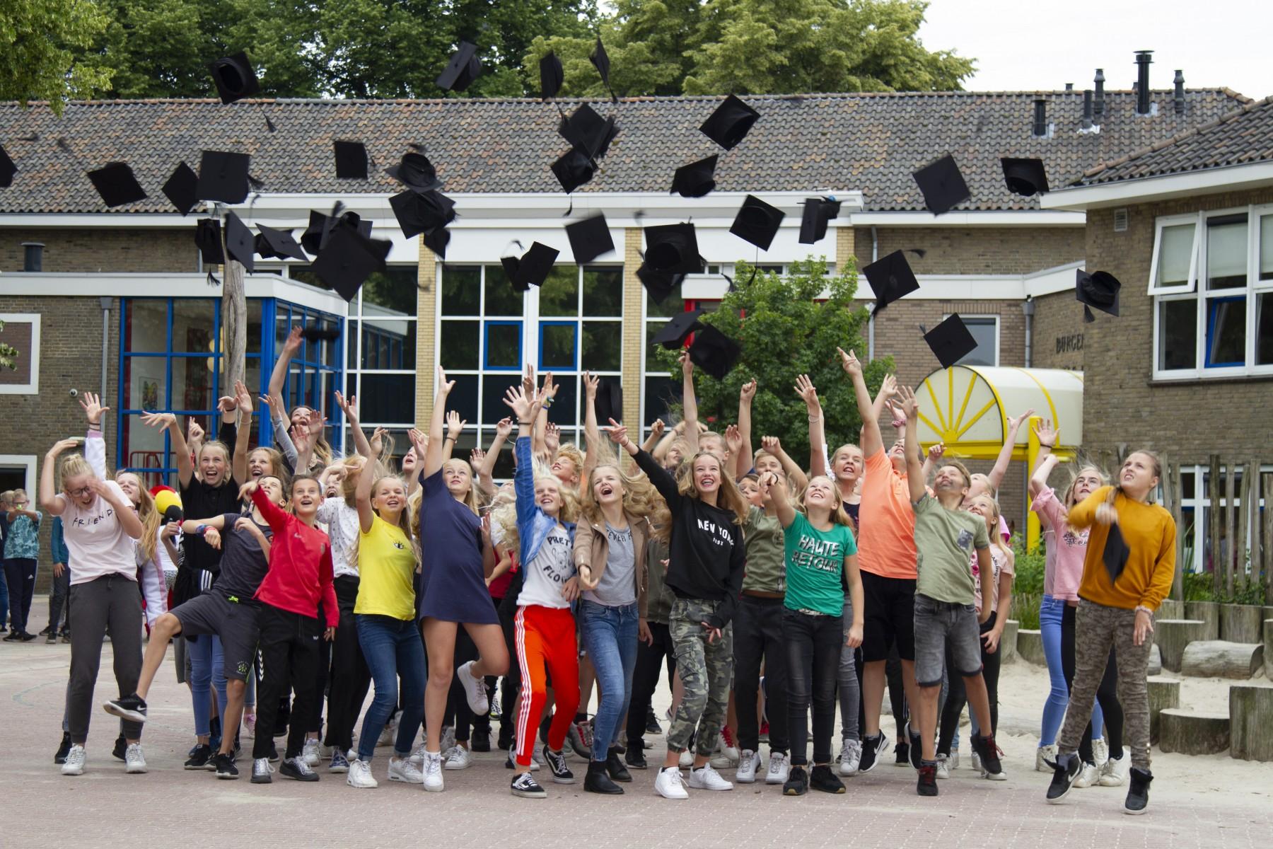 Onwijs SamenDalen | Afscheid groep 8 BWB school GC-95