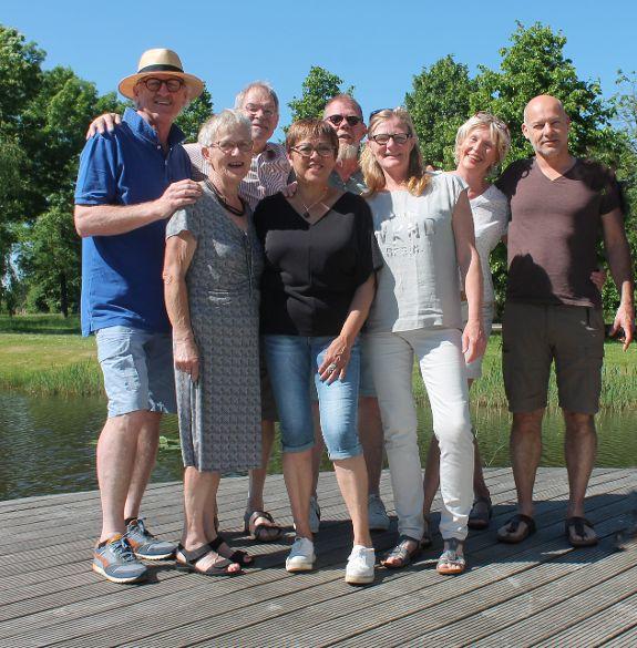 Foto muziekgroep 10 tot 12 Dalen