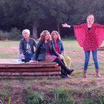 Foto acteursgroep moderne tijd Toorn van Thunaer