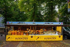 Foto Kaashandel Koekoek markt Dalen